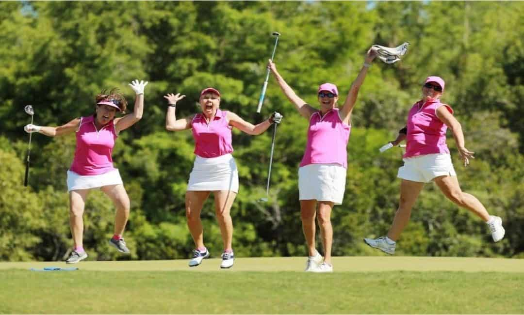 Ladies Golf Celebration at the Links